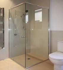 semi frameless shower doors. MODE™ - SEMI FRAMELESS SHOWER SCREEN 6mm GLASS In Situ Tile Floor Shower Semi Frameless Doors