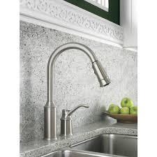Moen Aberdeen Kitchen Faucet How To Tighten Moen Aberdeen Kitchen Faucet House Decor