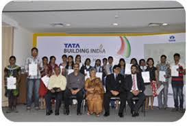city level winners of tata building school essay  city level winners of tata building school essay competition 2011 12 from south zone karnataka andhra pradesh felicitated in bangalore
