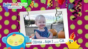 BabyFirst BDay - December BDay - 26 - Dmitriece , Ava , Benson, Olivia,  Brody, Lismarie, - YouTube