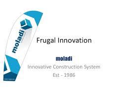 Frugal Innovation Construction
