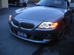 BMW Convertible bmw z4 08 : 03-08 BMW Z4 HALO PROJECTOR HEADLIGHTS FOR HID BLACK 04 - Page 3 ...