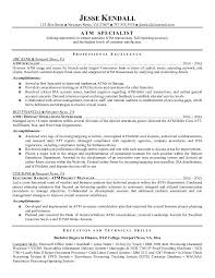 Bank Teller Resume Sample Experience Resumes