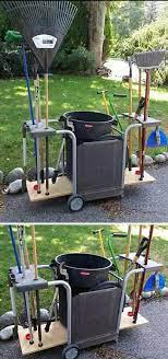 garden tools tool storage diy