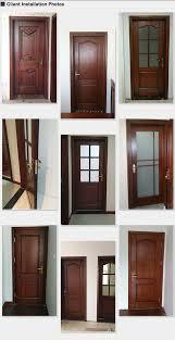 Kerala Teak Wood Door Designs