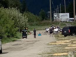 Top things to do in sicamous, british columbia: Passenger Killed In Trans Canada Highway Crash After Vehicle Failed To Stop For Police Rcmp Okanagan Globalnews Ca