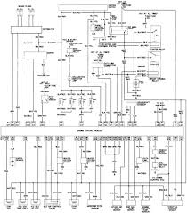 1998 toyota pickup fuse diagram wiring harness throughout ta a