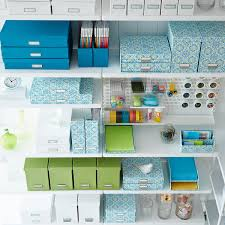 Colors That Match Turquoise Bigso Turquoise Stockholm Desktop File The Container Store