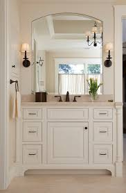 traditional bathroom lighting. 48 Inch Bathroom Vanity Traditional With Crown Molding Lighting