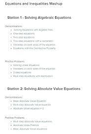 algebra 1 problem solving worksheets worksheets