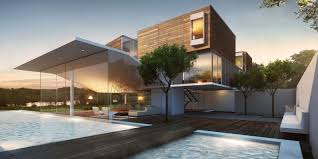 modern office architecture. Bahamas House Modern Office Architecture
