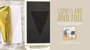 gopress and foil header image