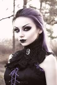 i find the gothic makeup amazing