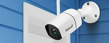 No More Invalid Alarm! <b>Stalwall N648</b> WiFi IP Camera with AI ...