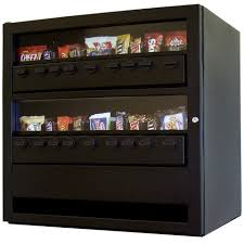 Mechanical Snack Vending Machine