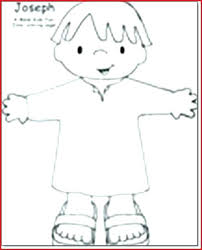 Joseph Coat Of Many Colors Coloring Page Coat Many Colors Coloring