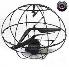 <b>Радиоуправляемый</b> вертолет-шар с камерой <b>HappyCow</b> Robotic ...