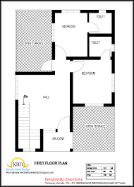 house plan and elevation 1700 sq ft
