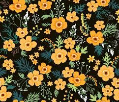 fl pattern ercups yellow