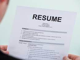things you should never put on your resume rumah public speaker