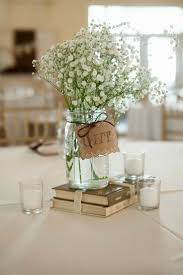 Wedding Decorations Using Mason Jars Country Wedding Centerpieces Mason Jars Wedding Party Decoration 2