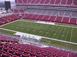 Raymond James Stadium View From Upper Level 339 Vivid Seats