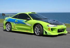 mitsubishi 3000gt fast and furious. 1995 mitsubishi eclipse 3000gt fast and furious