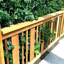 wood deck railing ideas. Wood Deck Railing Designs Horizontal Ideas Also Best