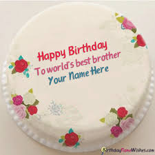 Images Of Birthday Cakes For Brother In Law Colorfulbirthdaycaketk