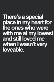 Love Quotes For Him For Her A Special Place In My Heart For The