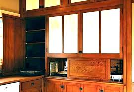 decoration cabinet pocket door hardware barn kitchen wall cabinets sliding glass push lock 419