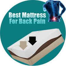best mattress for back pain 2017