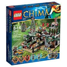 Đồ chơi LEGO 70014 – Xếp hình Đầm lầy cá sấu | Siêu Thị Mẹ và Bé Babylovevn