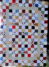 Scrappy Quilt Patterns Inspiration Free Scrap Quilt Pattern
