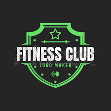 fitness logo maker with shields 1086cforeground image