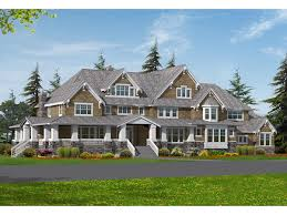 Sofala Luxury Craftsman Home Plan S    House Plans and More