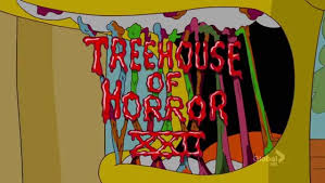 The Simpsons Treehouse Of Horror XXVI Credits 2015  YouTubeSimpsons Treehouse Of Horror 14
