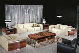 Very Attractive Contemporary Living Room Furniture Sets Perfect
