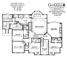 Classic Georgian  5625AD  Architectural Designs  House PlansClassic Floor Plans