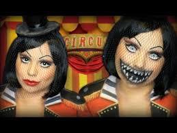 evil ringmaster makeup 31 days of