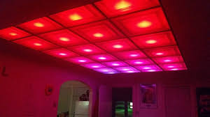 how to turn your room into a nightclub with a diy led ceiling creators