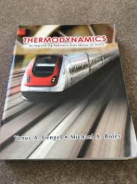 Thermodynamics - An Engineering Approach (6th Edition) by Cengel and ...