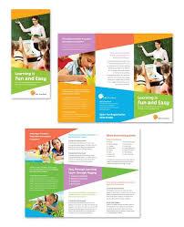 Kindergarten Flyer Template - Kleo.beachfix.co