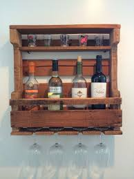 pallet wall wine rack. Pallet Wine Holders On Pinterest Wall Rack And Glass Holder R
