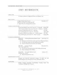 Pediatric Nurse Resume Awesome Nursing Student Resume Objective