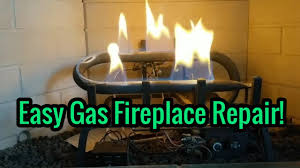 My Gas Fireplace Won T Light How To Fix A Gas Fireplace Pilot Light That Does Not Stay Lit Troubleshooting And Repairing