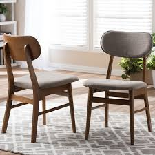 Set of 2 Sacramento Mid Century Solid Wood Dining Chairs b d2 a497 4421 8fc8 1fb d207 600
