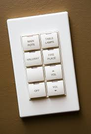 Crestron Light Switch Pin On Home Automation