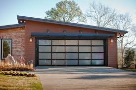 brick wall gl garage aluminium garage pergola black trim wooden wall track lighting wall l pavement