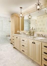 outstanding mini chandelier look minneapolis beige bathroom vanity cabinet beige drawer bianco carrara biege ceiling brushed